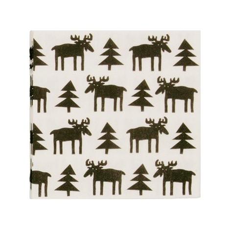 Papírové ubrousky Moose