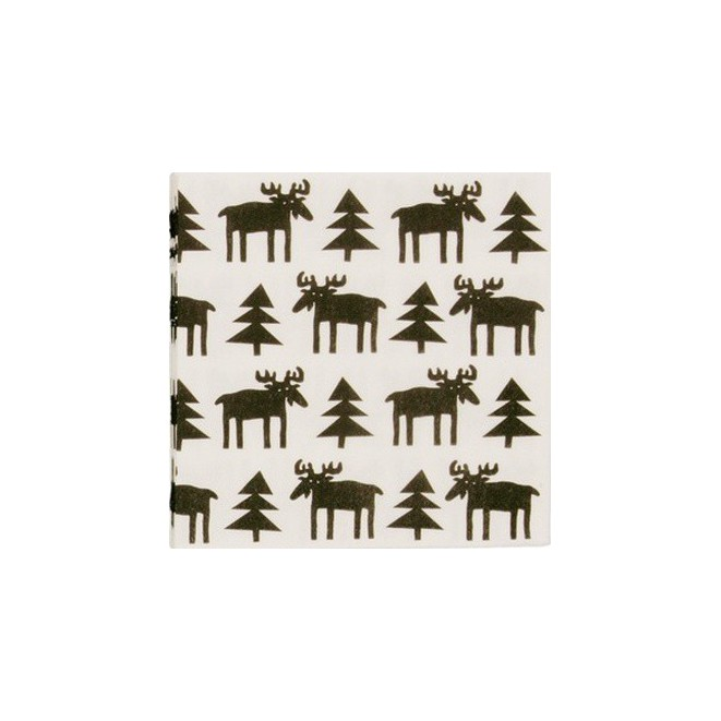 Paper napkins Moose