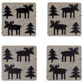 Coasters Moose