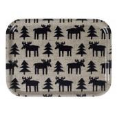 Tray small Moose