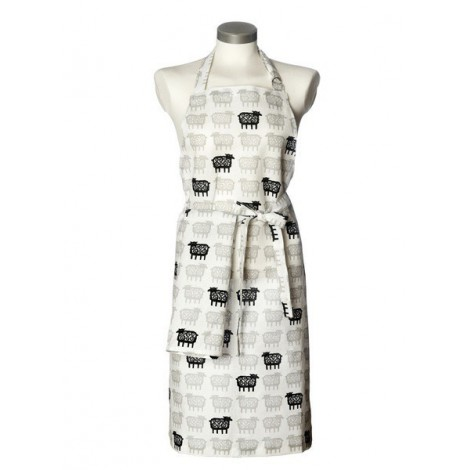 Apron Black sheep
