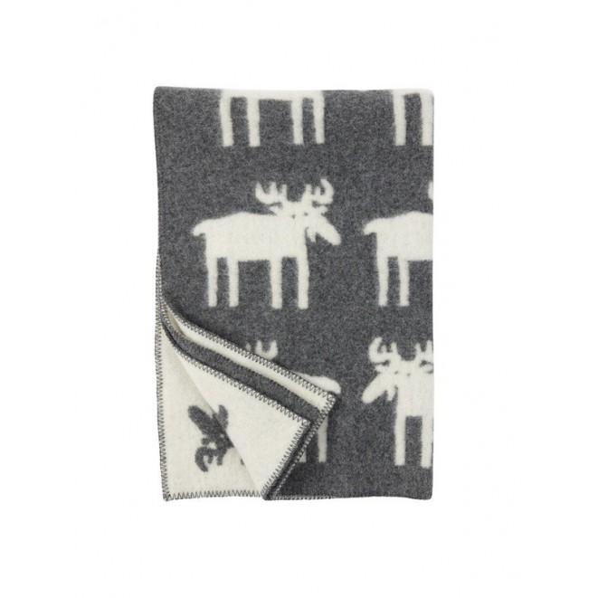 Vlněná dětská deka Moose