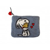 Purse Snoopy Hug
