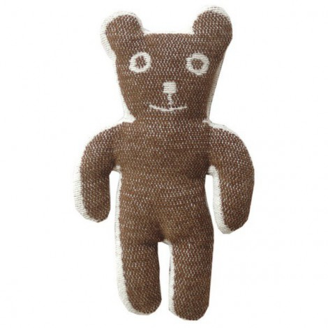 Cuddly toy Bruno brown