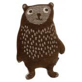 Plyšová hračka Little Bear brown