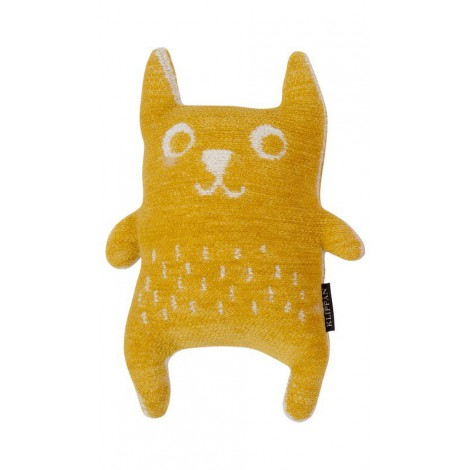 Cuddly toy Little Bear yellow