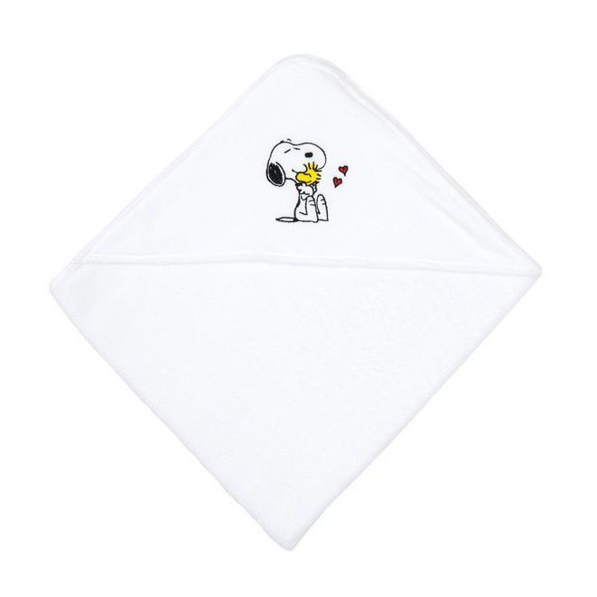 Bath cape Snoopy