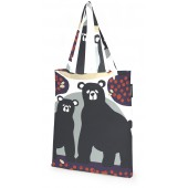 Cotton shopping bag Otso
