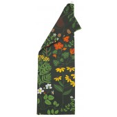 Kitchen towel Leksand green