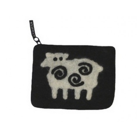 Purse Black Sheep