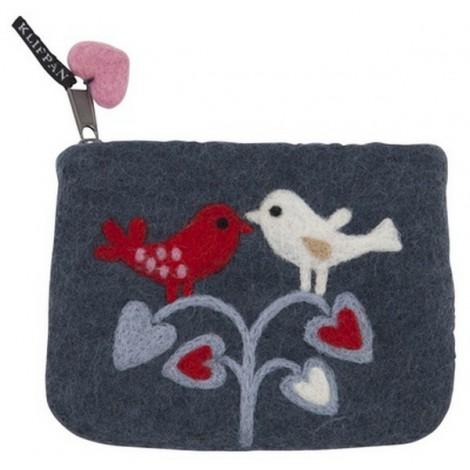 Peněženka Love birds