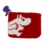 Purse Moomin red