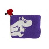 Purse Moomin lilac