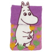 Pouzdro na iPad Moomin pink