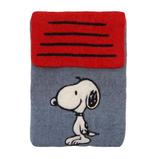 Pouzdro na iPad Snoopy