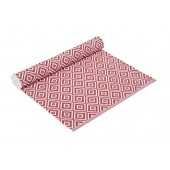 Table runner Boel klasik red