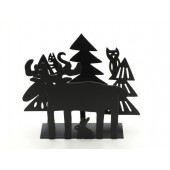 Napkin holders Moose in the Forest