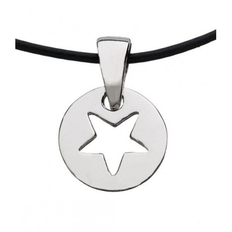 Necklace Baby star silver