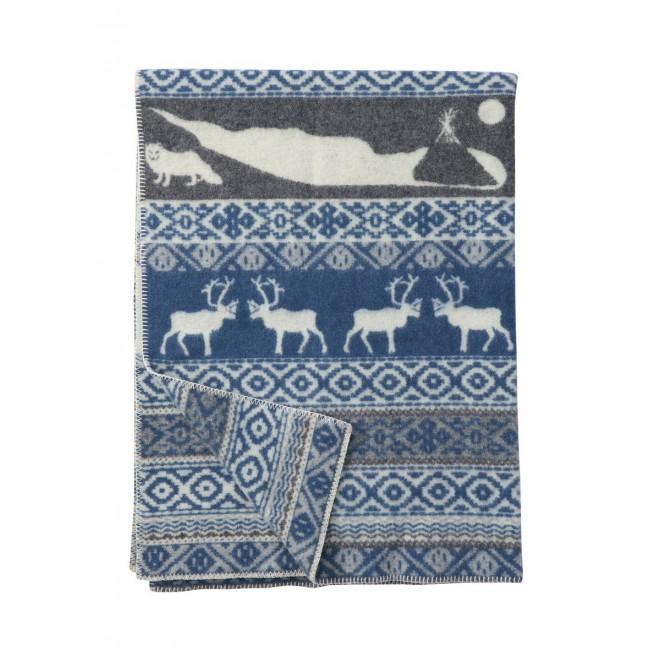 Wool blanket Sarek