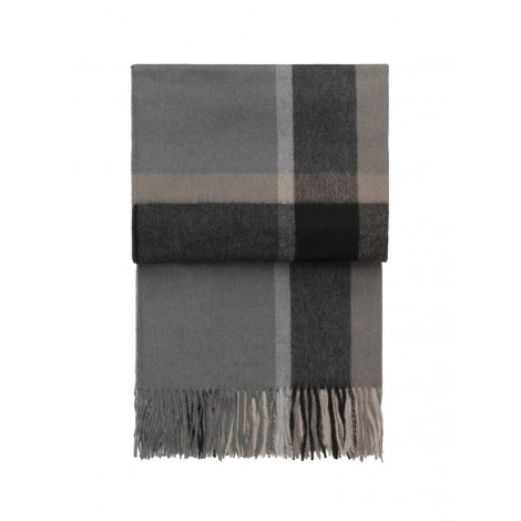 Wool throw Manhattan natural
