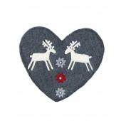 Plstěná podložka Reindeer