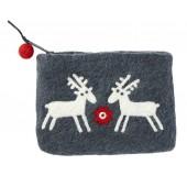 Purse Reindeer