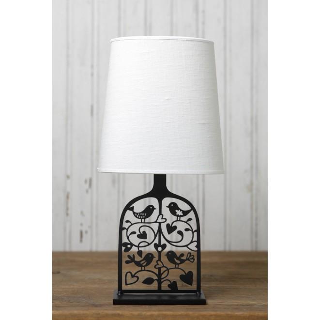 Stolní lampa Love birds