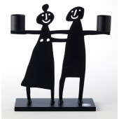 Candle holder Couple
