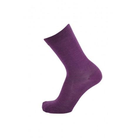 Merino ponožky Tunn plum