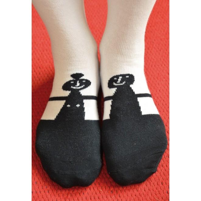 Merino ponožky Couple