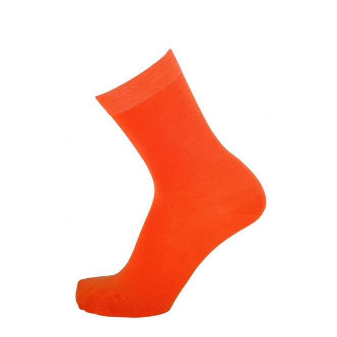 Merino ponožký Tunn orange