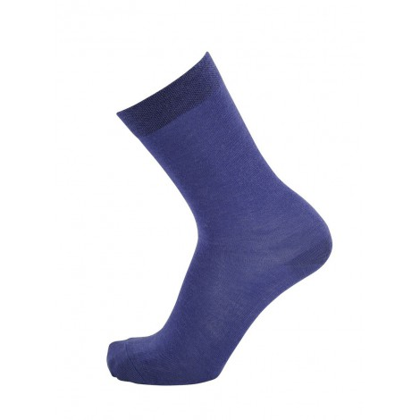 Merino wool socks Tunn blue