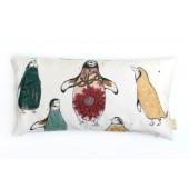 Dekorační polštář A Parcel of Penguines 60 x 30