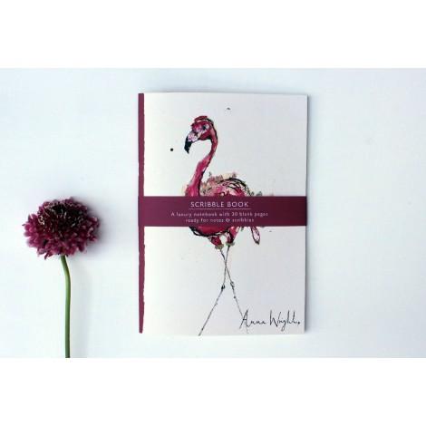 Náčrtník Flamingo A5 30 listů