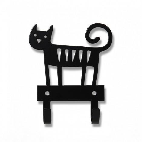 Kovový věšák Kitten
