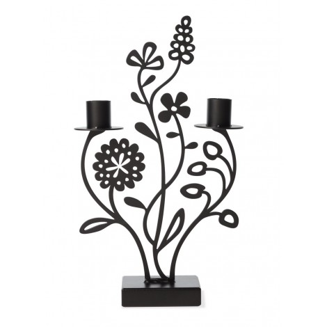 Candle holder Flower Meadow