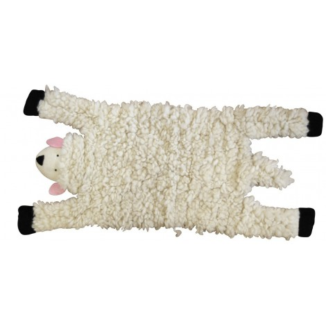 Woolen carpet Sheep