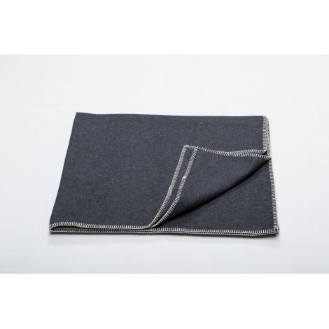 Bavlněná deka Sylt  antracit