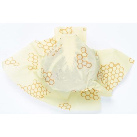 Potravinové ubrousky Bee's Wrap Large velké 3-pack