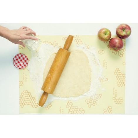 Voskované ubrousky Bee's Wrap Bread extra velké