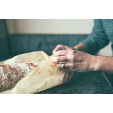 Potravinové ubrousky Bee's Wrap Bread extra velké