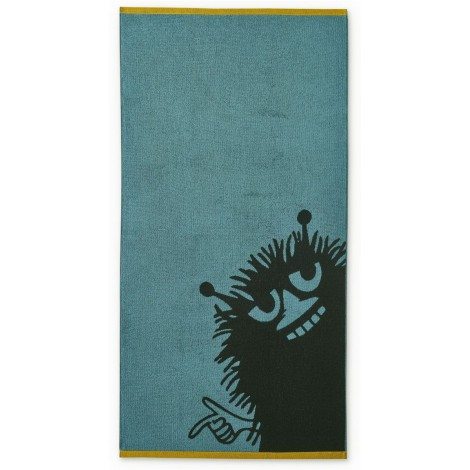 Bath towel Stinky petrol 70 x 140