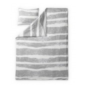 Bed linen jersey Lungi grey