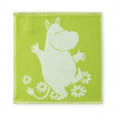Ručník Moomin Friend Lime 30 x 30