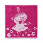Hand towel  Little My Friend pink 30 x 30