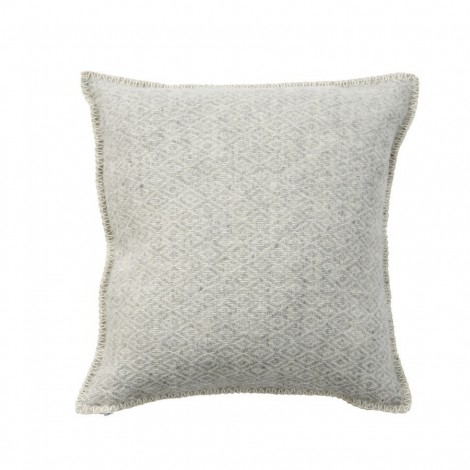 Cushion cover Stella light grey