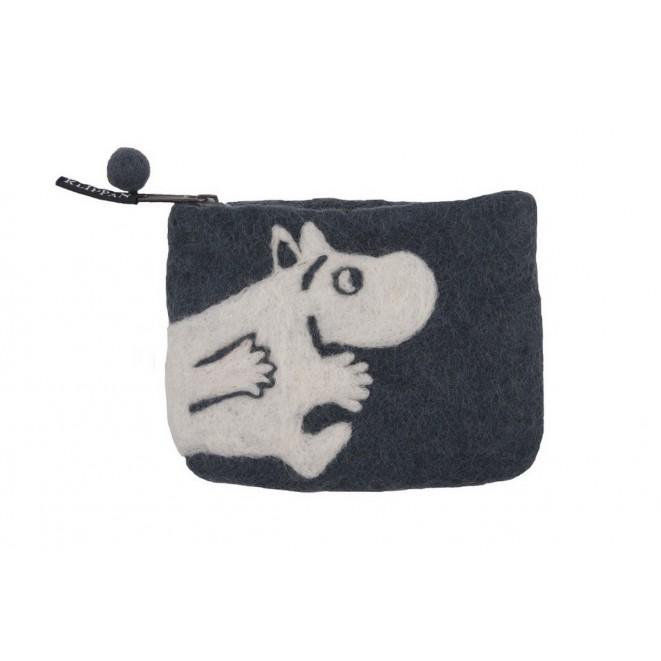Peněženka Moomin grey