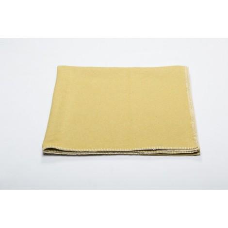 Bavlněná deka SYLT mustard