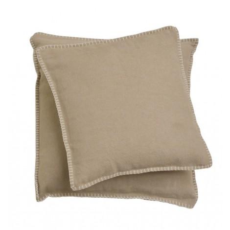 Cotton cushion SYLT chinchilla