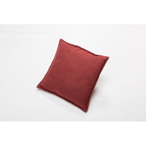 Cotton cushion SYLT barolo